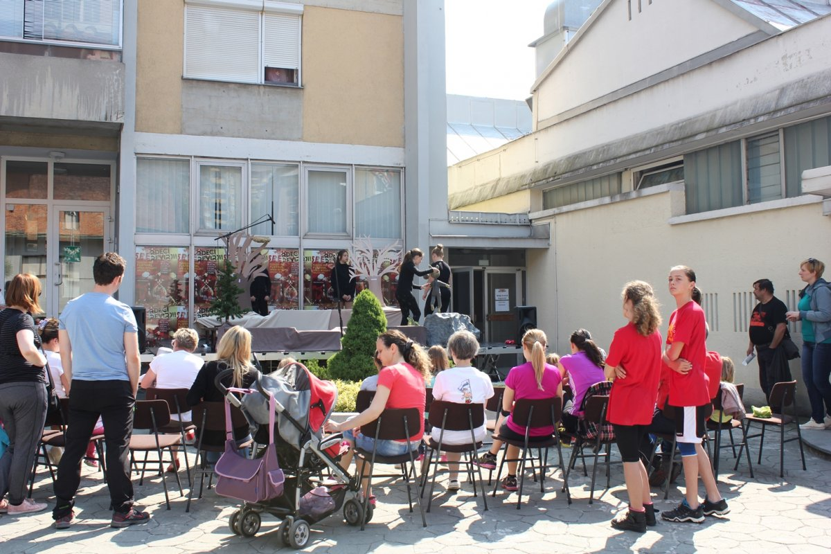 Foto: Mladinski center Hrastnik