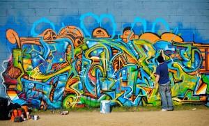 Grafitarska delavnica
