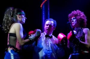 Avtorska skupina Rdeči Cabaret: Nova burleska