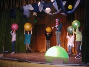 Predstava: Mali princ