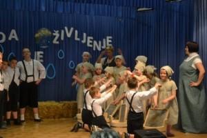 OŠ Šentlambert: Plesat me pelji