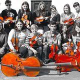 Zasavski godalni orkester Poco meno mosso, foto: Špela Pavlič Kos