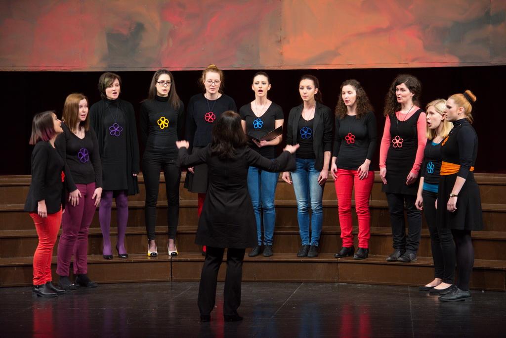ženski pevski zbor EHO