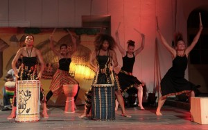 KUD Baobab: Izrazni svet afriške kulture